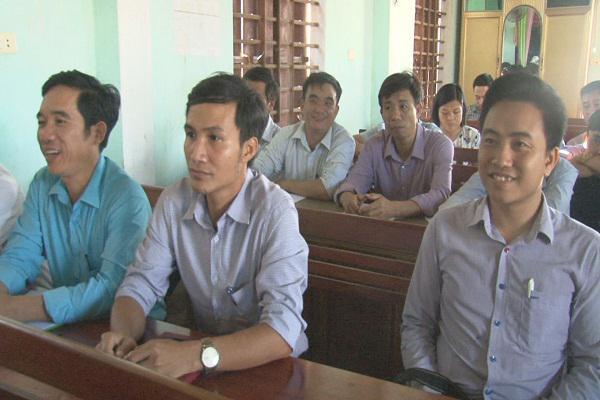 Hội Nông dân tỉnh Hà Tĩnh: Hội thảo chia sẽ và lập kế hoạch nhân rộng dịch vụ khí hậu trong nông nghiệp và nông nghiệp thông minh với khí hậu tại huyện Kỳ Anh.
