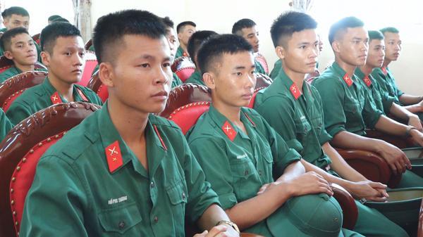 Lữ đoàn 283 Quân khu 4. Hành quân dã ngoại làm công tác Dân vận tại xã Kỳ Phú