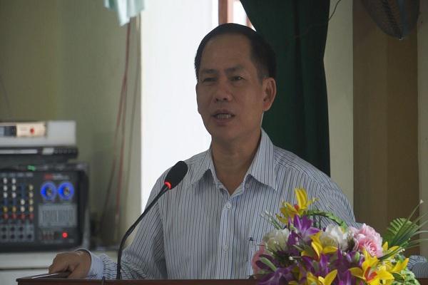 Thường trực Huyện ủy Kỳ Anh tổ chức cuộc họp mở rộng với Ban Chấp hành Đảng bộ xã Kỳ Tân
