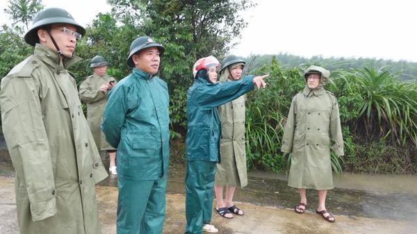 Đảm bảo an toàn tính mạng con người và của cải trong mùa mưa lũ