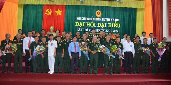 Đại hội Hội CCB huyện lần thứ VI, nhiệm kỳ 2017-2022