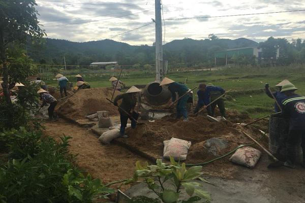 Cách làm hay trong xây dựng Nông thôn mới tại xã Kỳ Thượng.